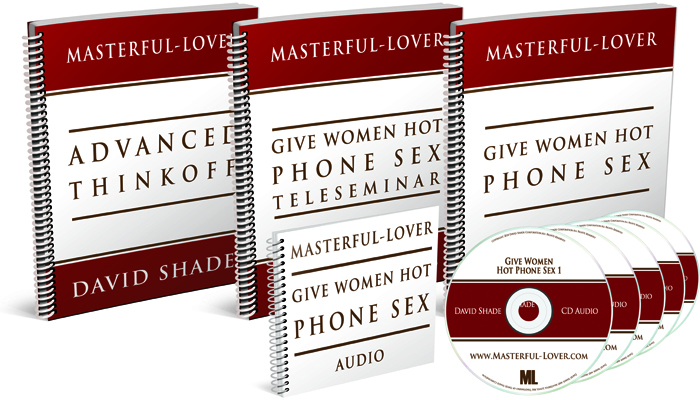 David Shade Phone Sex (3 cds)
